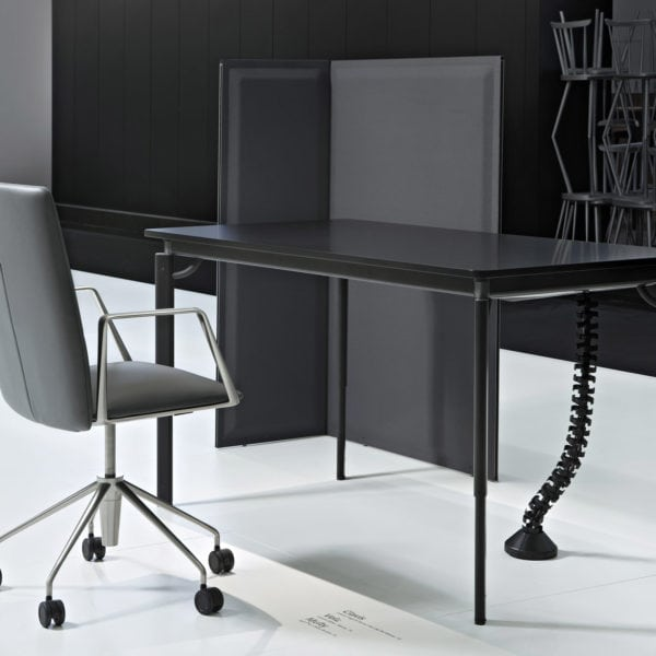 Tecno clavis electric height adjustable desk