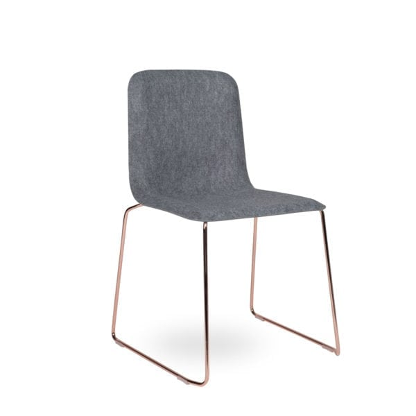 Lensvelt This Felt Chair