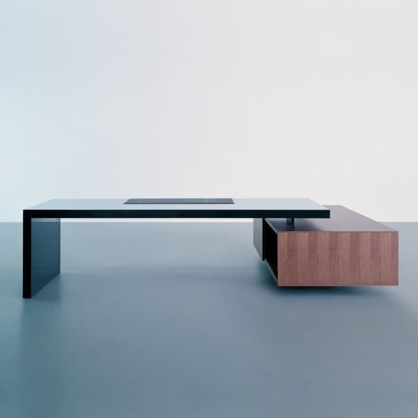 Tecno Asymmetrical Desk