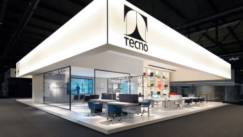 Tecno at Salone del mobile 2017